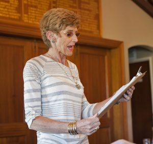Margie Precious - Secretary