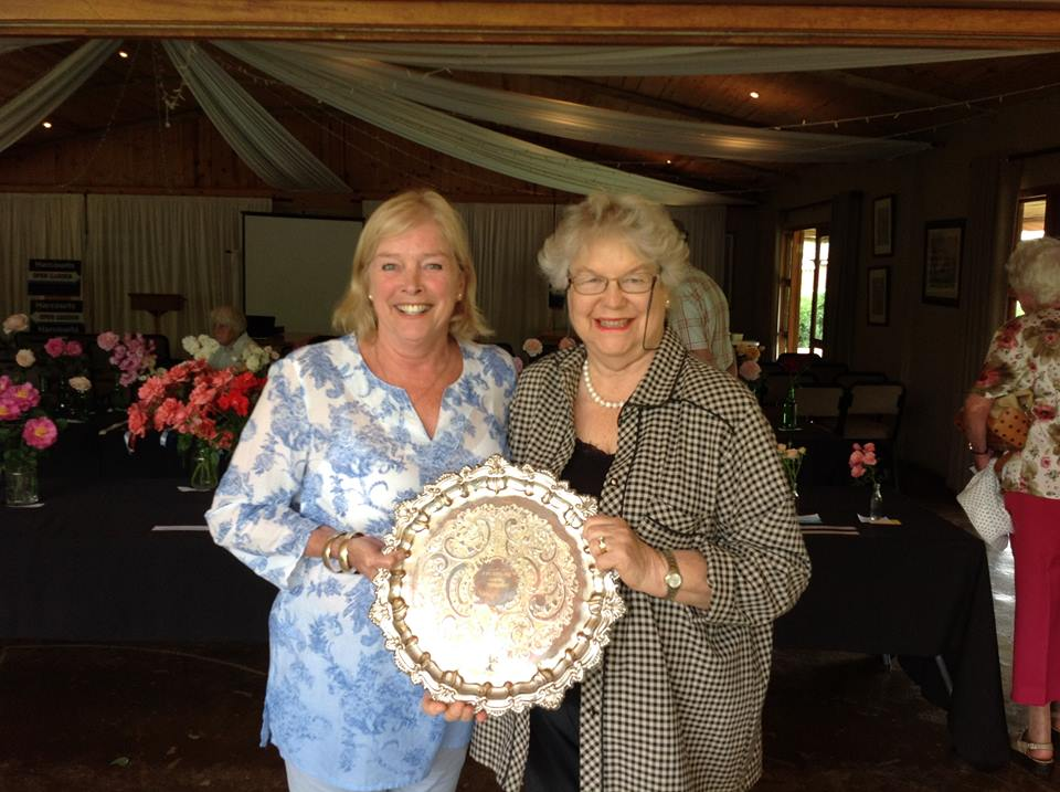 2016 Show - Gail Birss and Thelma Smith